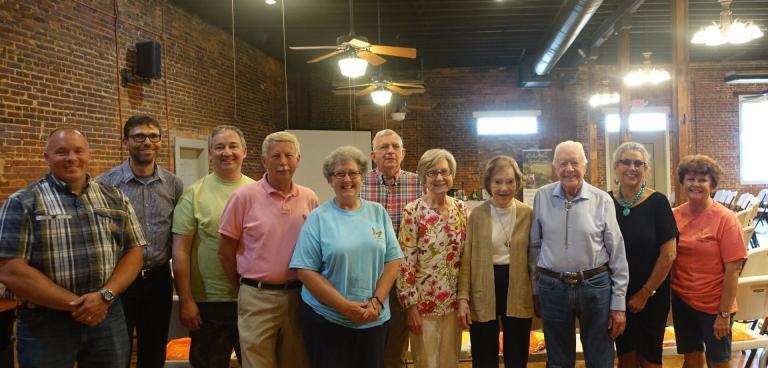 Roasalynn Carter Butterfly Trail Board of Directors