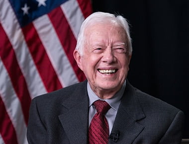 Message from President Carter